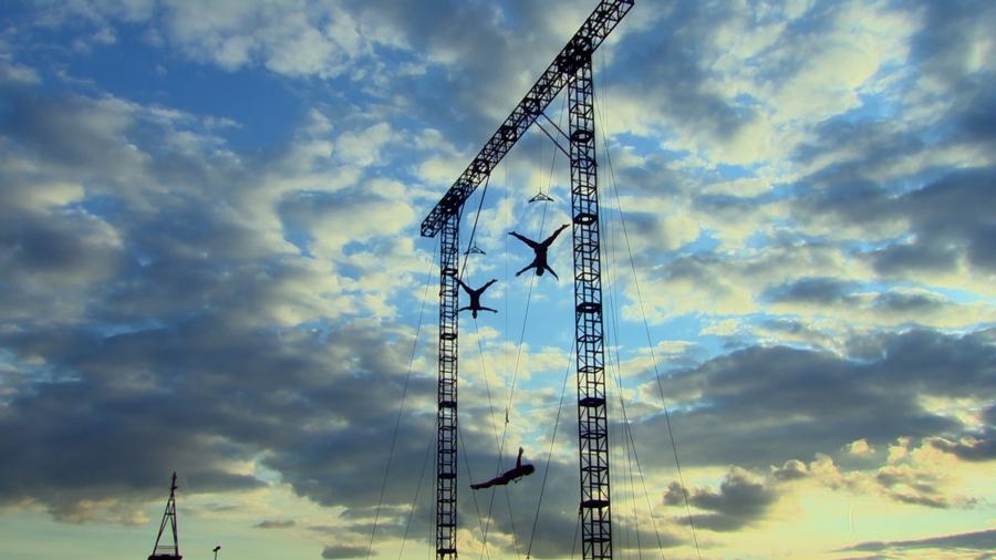 Born to Fly: Elizabeth Streb vs Gravity & Panel Discussion