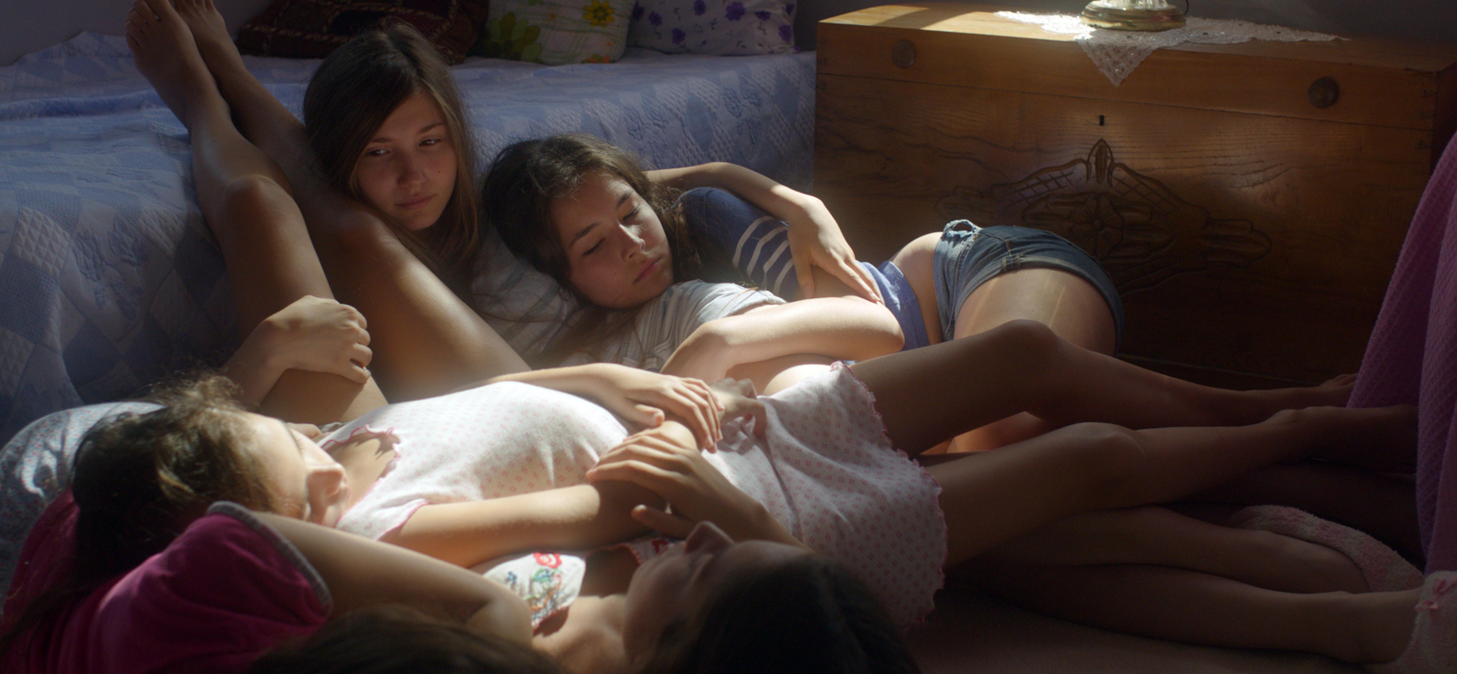 Смотреть эротический филь тюремные девочки 7 фотография