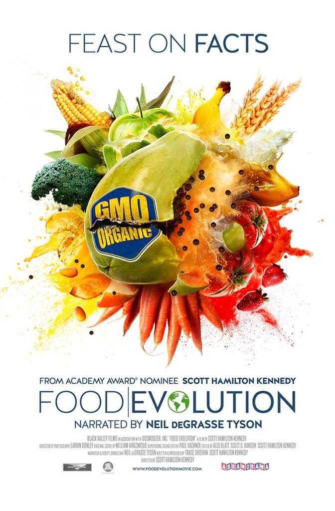 Food Evolution Poster small