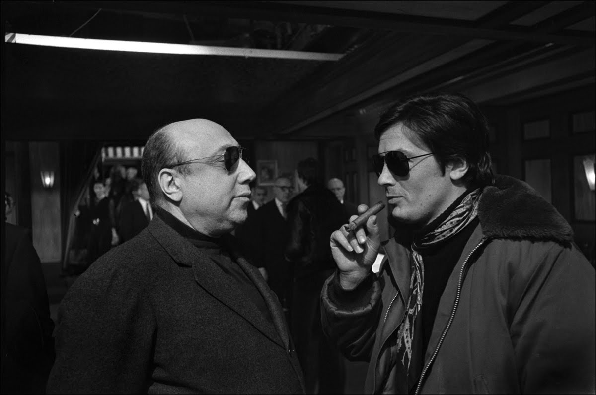 melville and delon
